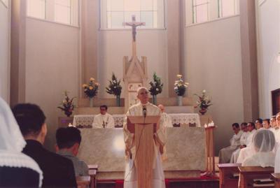 宣教再会100周年記念ミサ